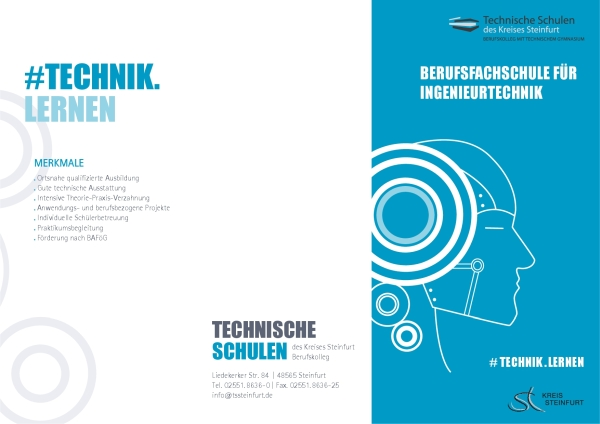 Flyer Ingenieurtechnik s